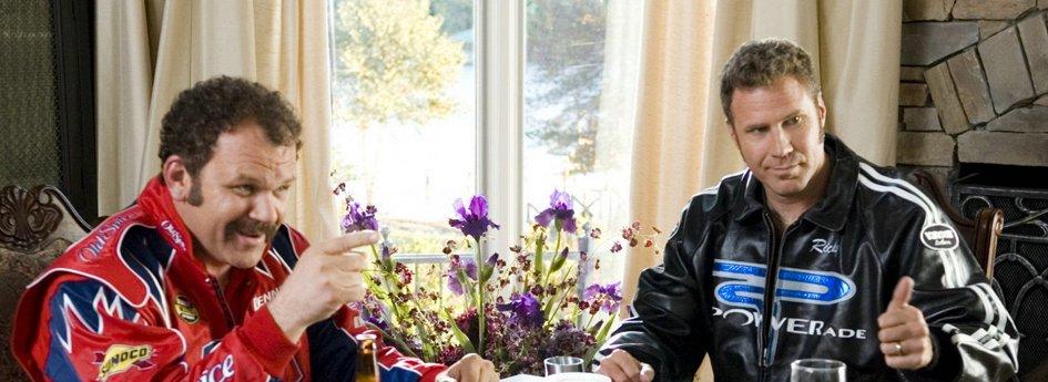 Кино: «Рикки Бобби: Король дороги»