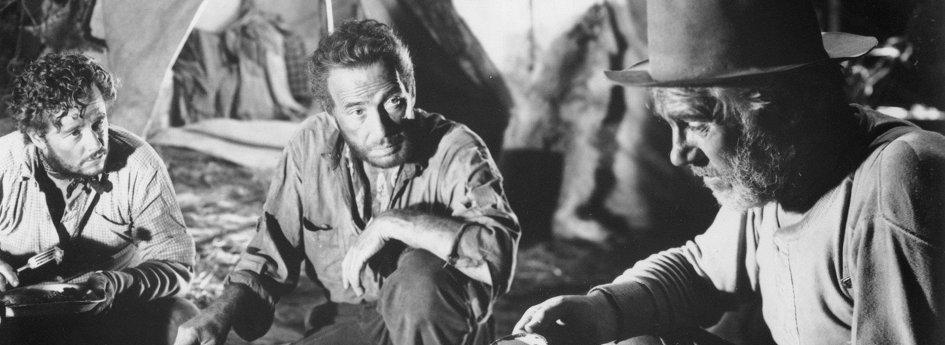 Кино: «Сокровища Сьерра-Мадре»