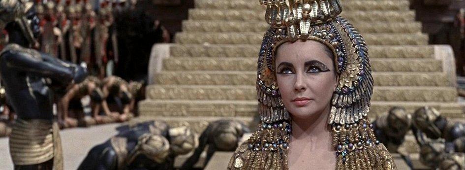 Кино: «Клеопатра»