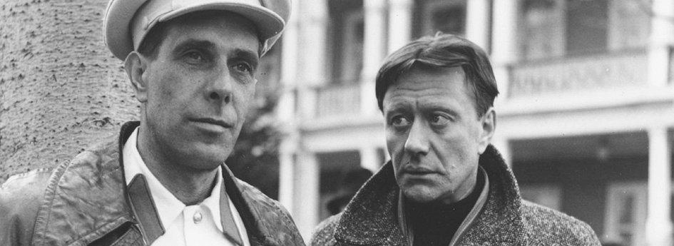 Кино: «Мой друг Иван Лапшин»