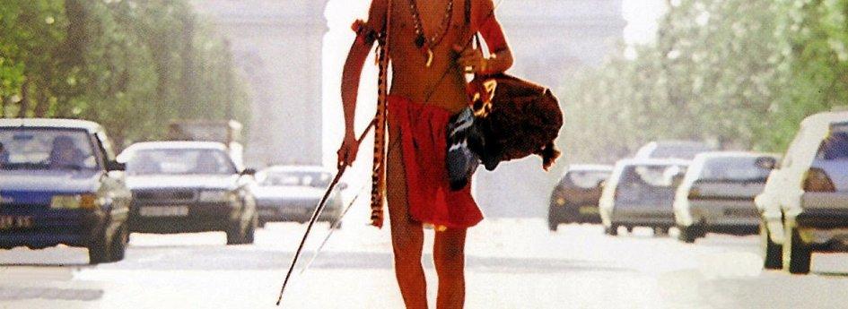 Кино: «Индеец в Париже»