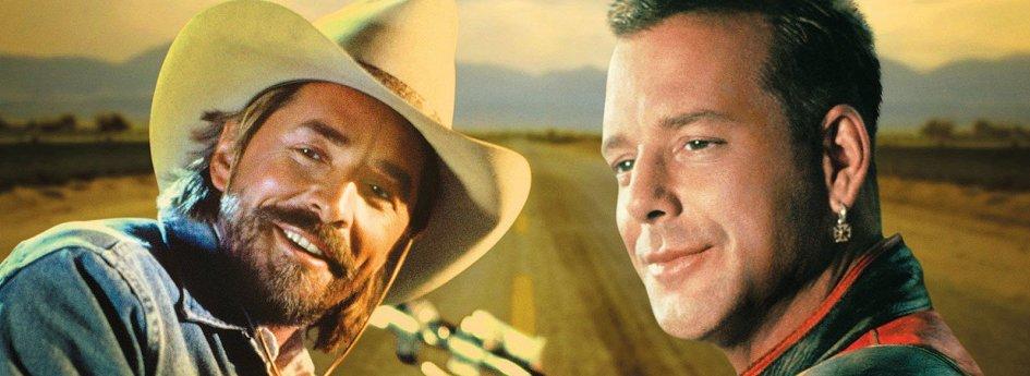 Кино: «Харли Дэвидсон и ковбой Мальборо»