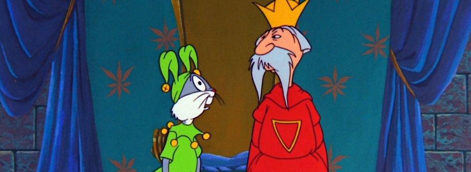 Кино: «Благородный рыцарь Багс»