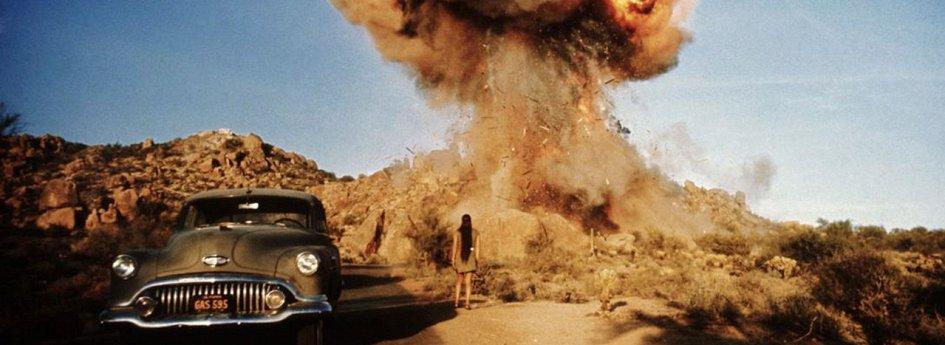 Кино: «Забриски-Пойнт»