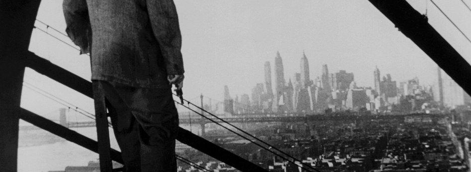 Кино: «Обнаженный город»