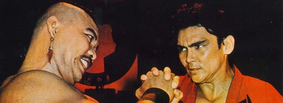 Кино: «Кровавый кулак»