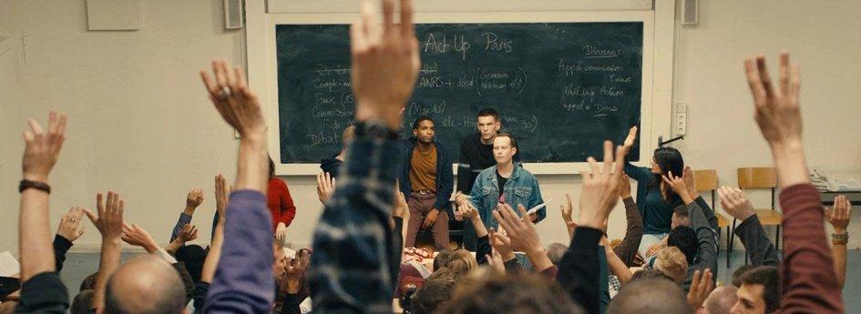Кино: «120 ударов в минуту»