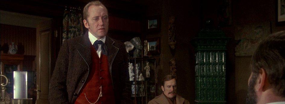 Кино: «Венские каникулы Шерлока Холмса»