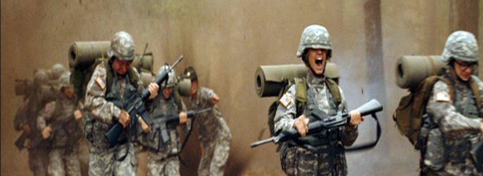 Кино: «Кинозвезда в армии»