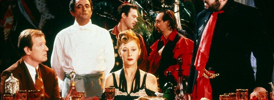 Кино: «Повар, вор, его жена и ее любовник»
