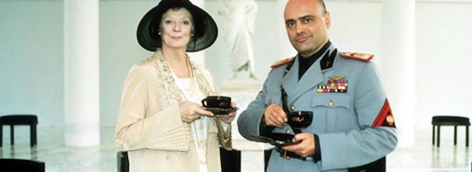 Кино: «Чай с Муссолини»