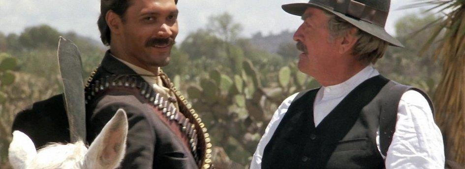 Кино: «Старый гринго»