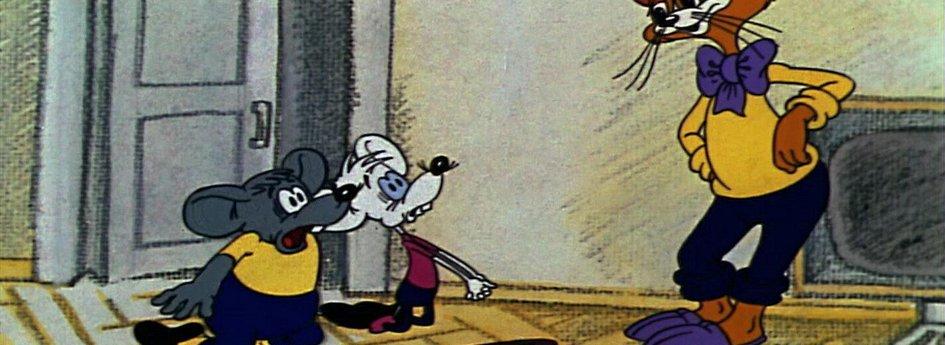 Кино: «Телевизор кота Леопольда»