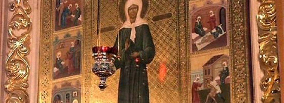 Кино: «Подлинная история жизни святой Матроны»