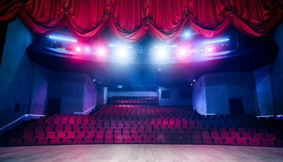 Театр: Сказки русского леса