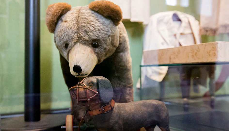 Выставки: Дети в Великой войне