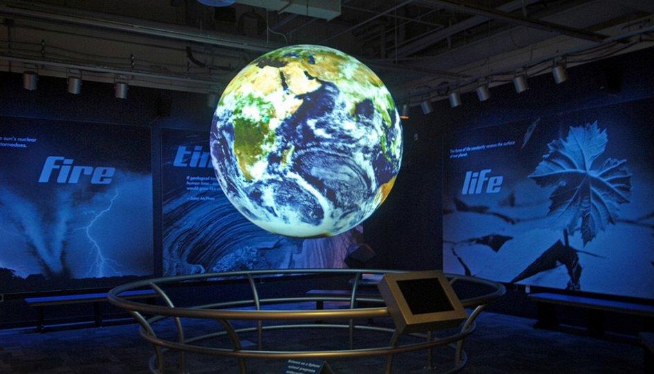 Выставки: Наш планетарий