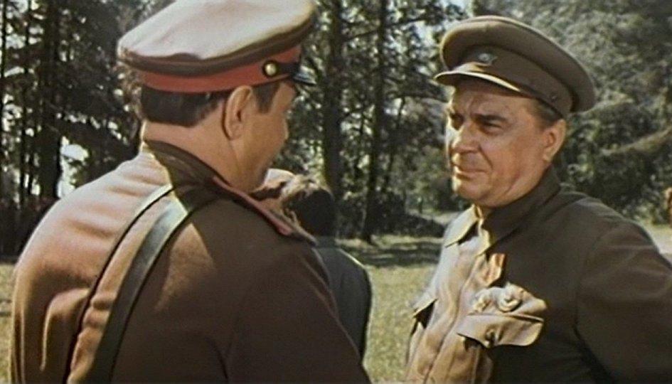 Кино: «Фронт за линией фронта»