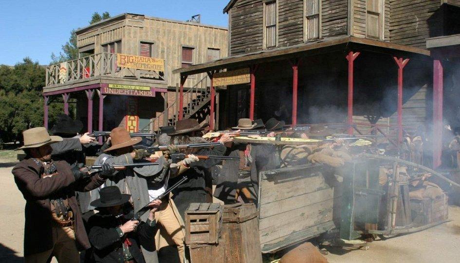Кино: «Братья по оружию»
