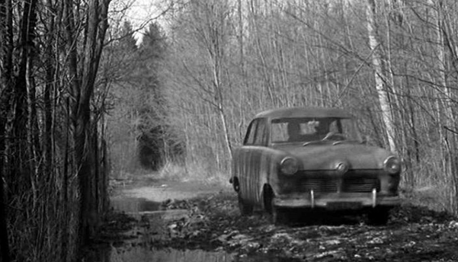 Кино: «История воды»