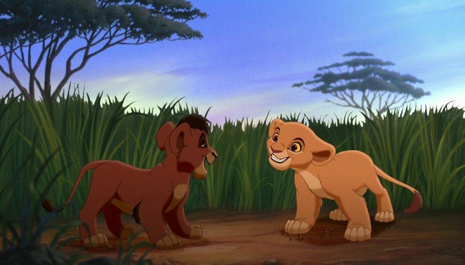 Кино: «Король Лев-2: Гордость Симбы»