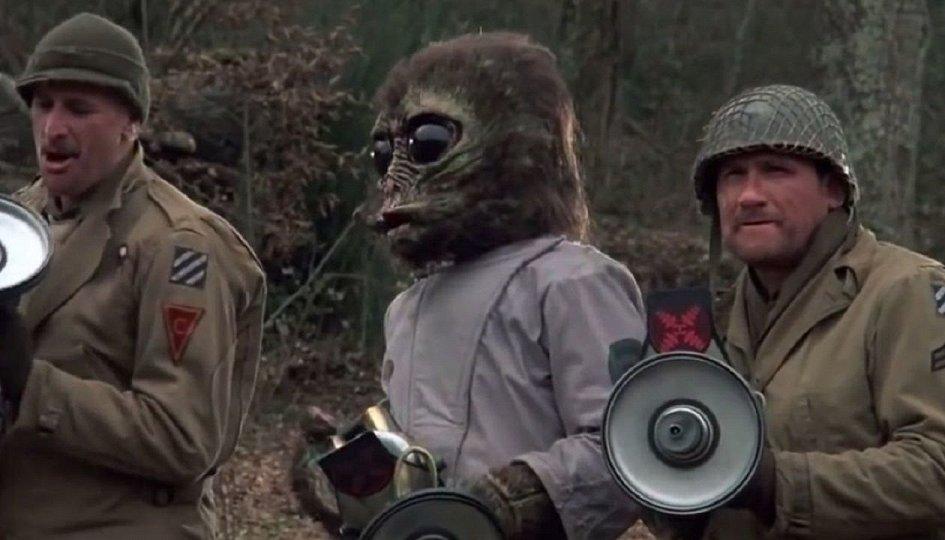 Кино: «Солдат с другой планеты»