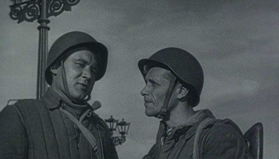Кино: «Два бойца»