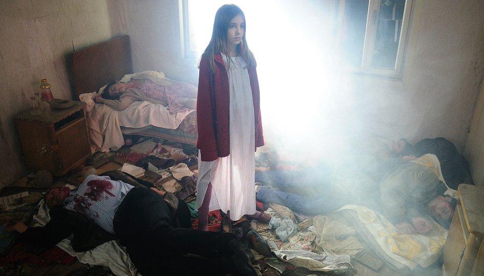 Кино: «Агнец божий»