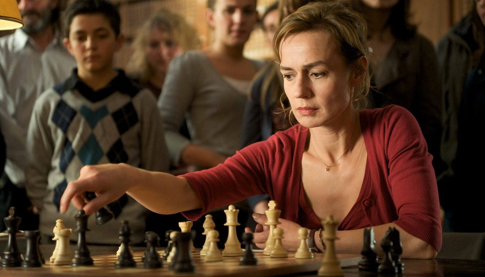 Кино: «Шахматистка»