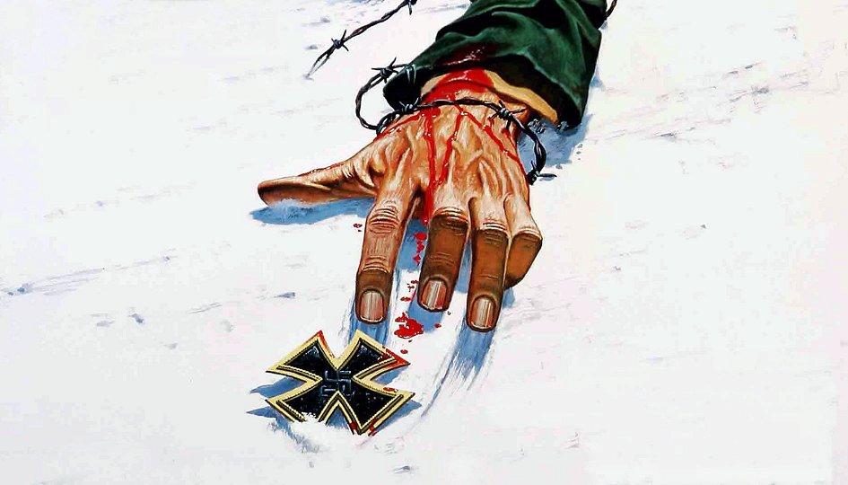 Кино: «Железный крест»