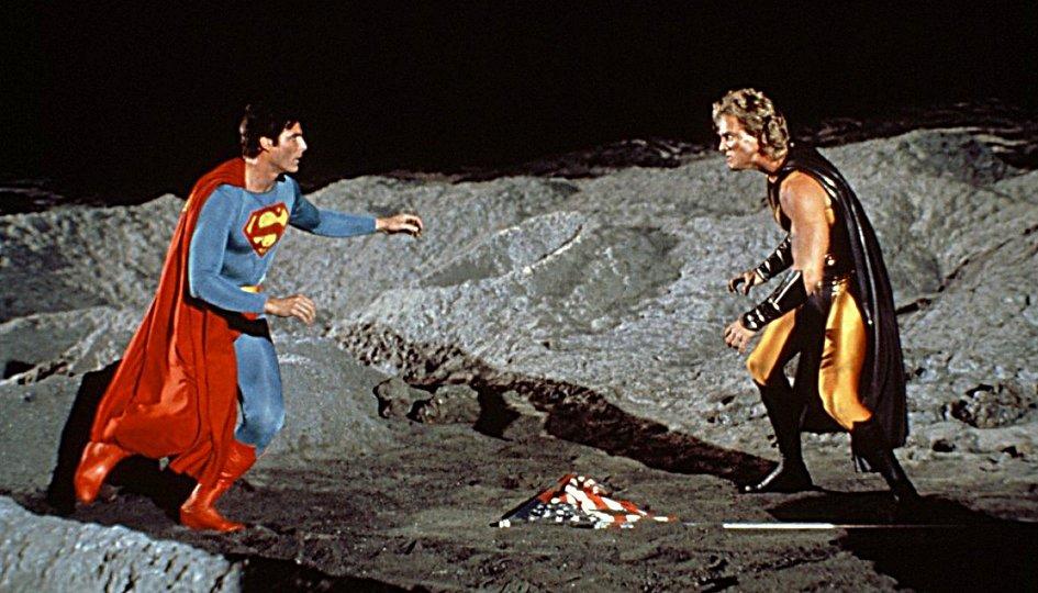 Кино: «Супермен: В поисках мира»