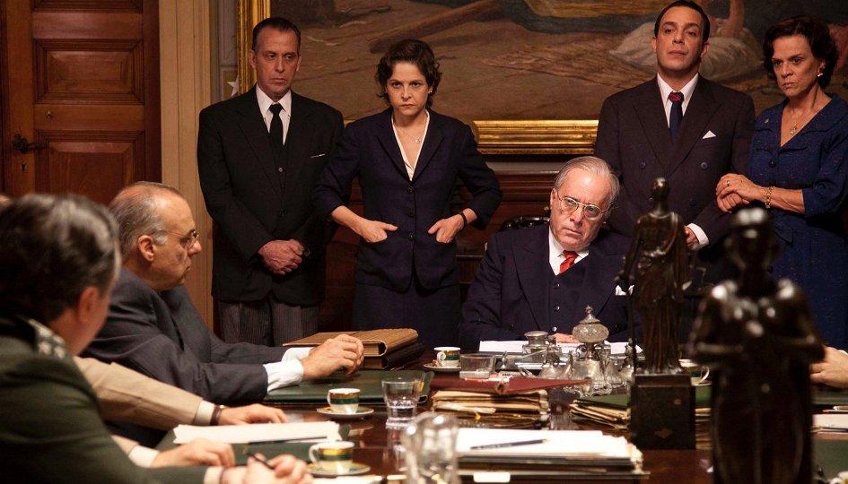 Кино: «Президент Жетулиу»