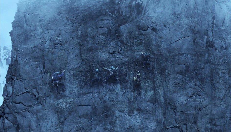 Кино: «Гора-убийца»