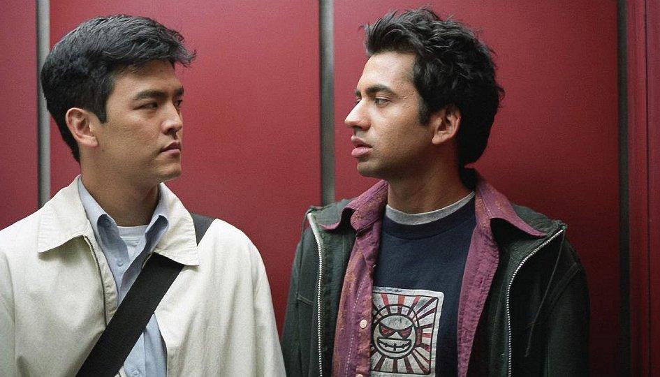 Кино: «Гарольд и Кумар уходят в отрыв»