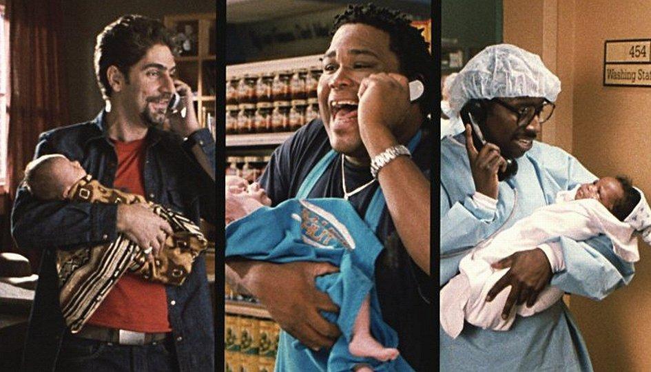Кино: «Молодые папаши»