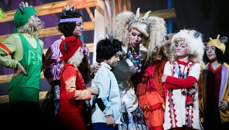 Театр: Зубастая няня