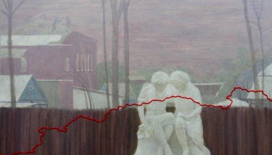 Выставки: Выставка произведений стажеров творческих мастерских Российской академии художеств