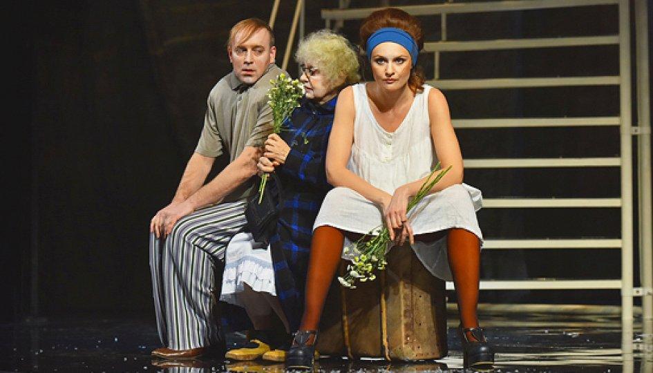 Театр: На чемоданах, Омск