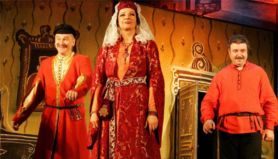 Театр: Ханума