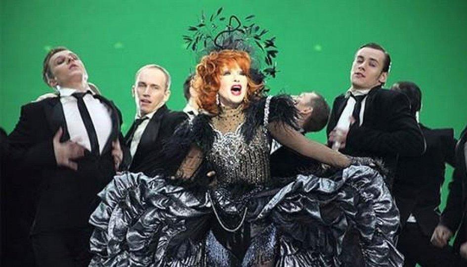 Кино: «Легенда. Людмила Гурченко»