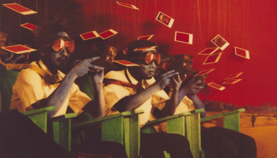 Выставки: Полароиды