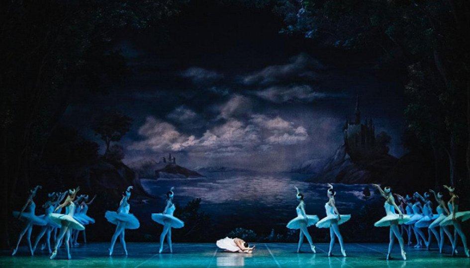 Театр: Лебединое озеро, Самара