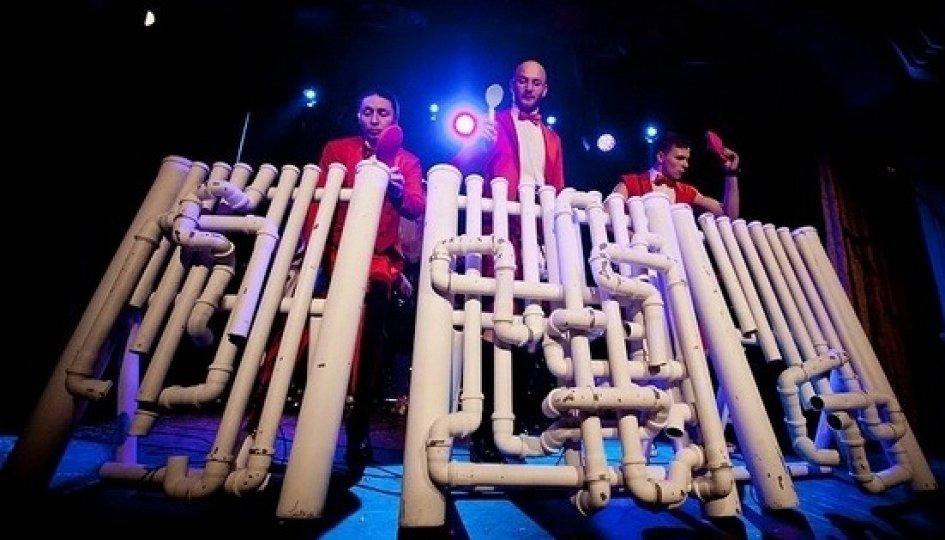 Театр: Crazy Кабаре