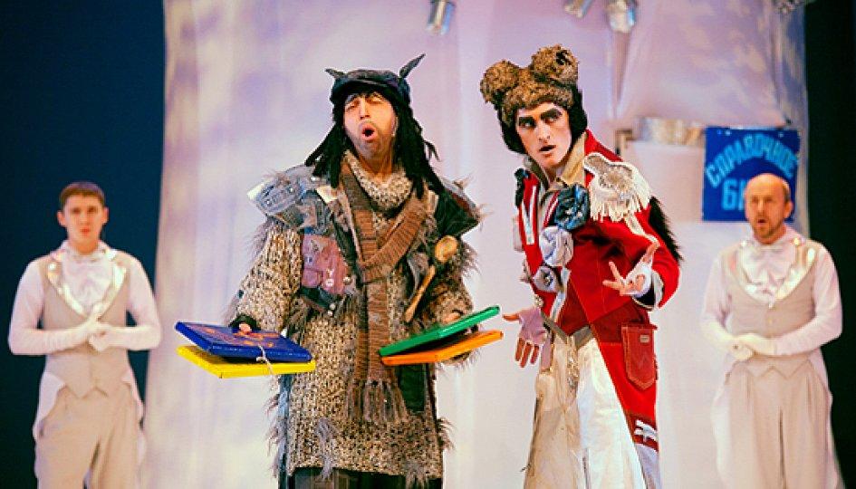 Театр: Сказка Серебряного леса