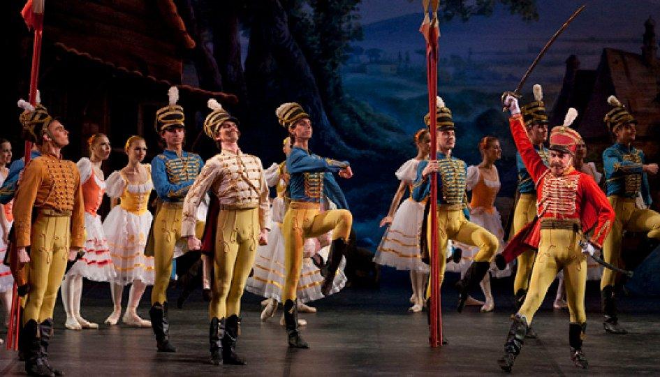 Театр: Привал кавалерии. Класс-концерт. Белая тьма