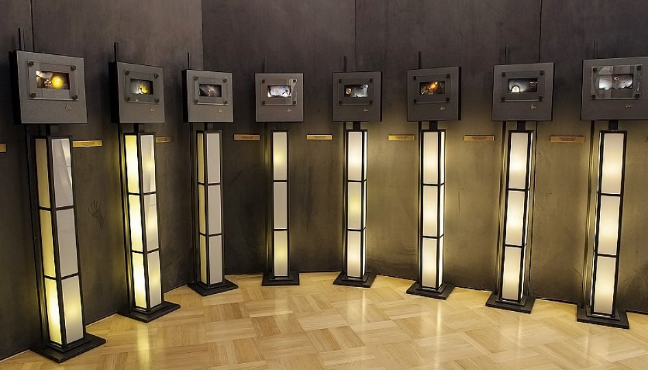 Выставки: Вилли Инауэн. Композиция Крест «Монто Дженерозо»
