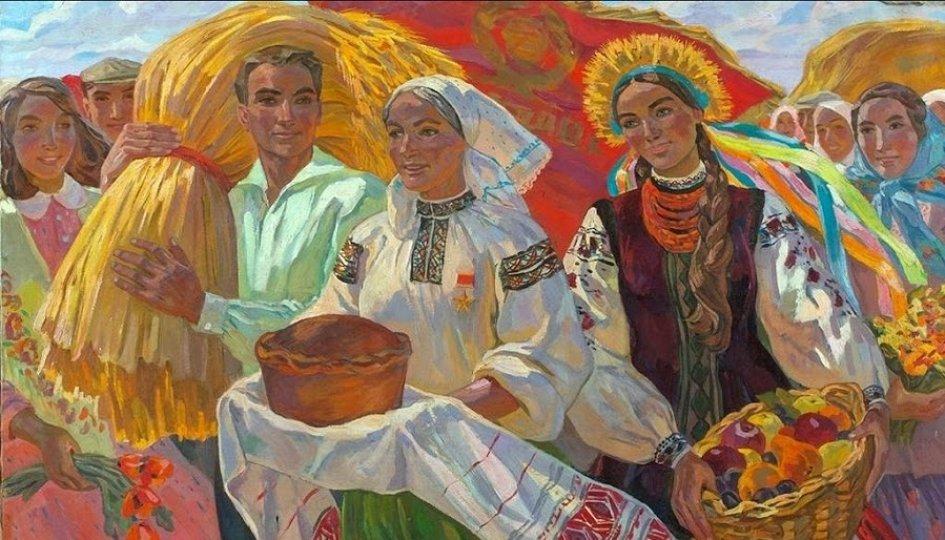 Выставки: Искусство советского периода
