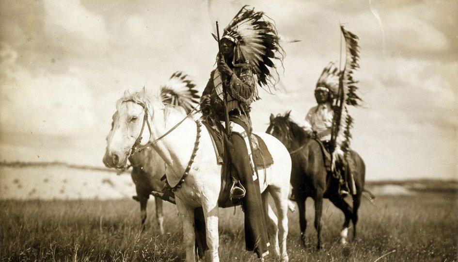 Выставки: Дикий Запад. Североамериканские индейцы. Мифы и реальность