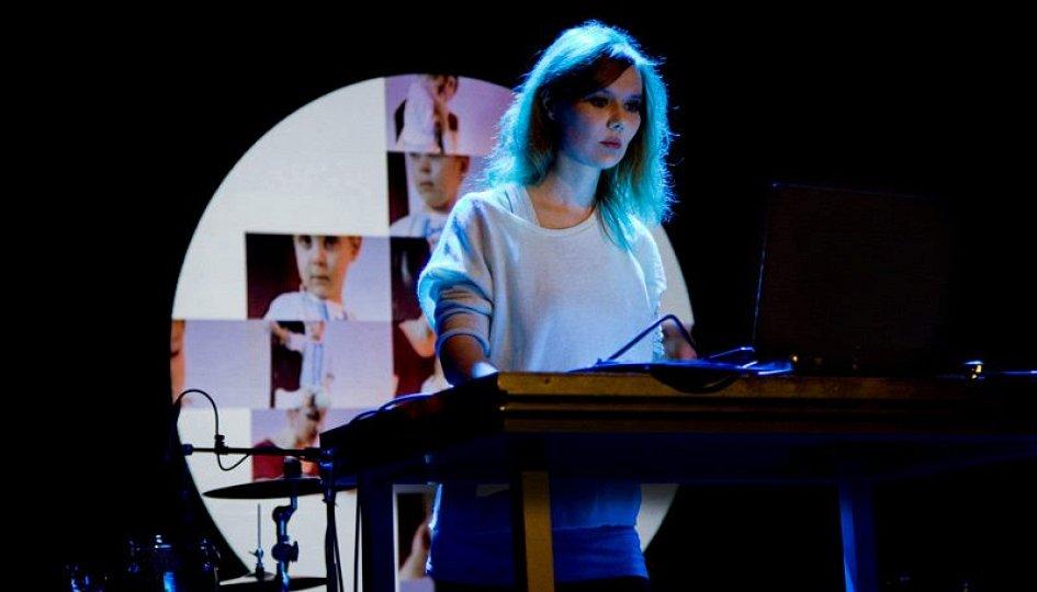 Концерты: «Noiseroom»: Елена Глазова