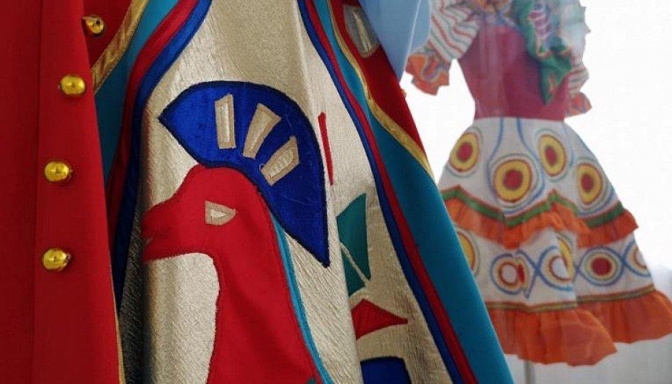 Выставки: Сибирский стиль